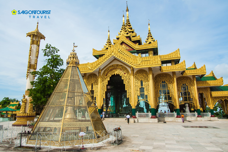 XÁCH BALO LÊN VỚI TOUR DU LỊCH MYANMAR SAIGONTOURIST [YANGON - BAGO - KYAIKHTIYO - GOLDEN ROCK] NÀO CÁC BẠN ƠI!