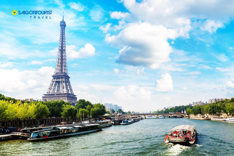 Du lịch Châu Âu [Pháp - Bỉ - Hà Lan - Đức]